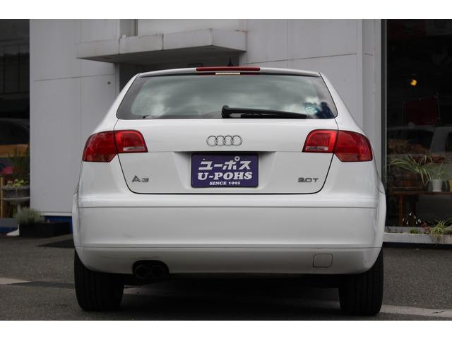 「アウディ」「A3スポーツバック」「コンパクトカー」「福岡県」の中古車9