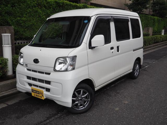 「スバル」「サンバー」「軽自動車」「東京都」の中古車