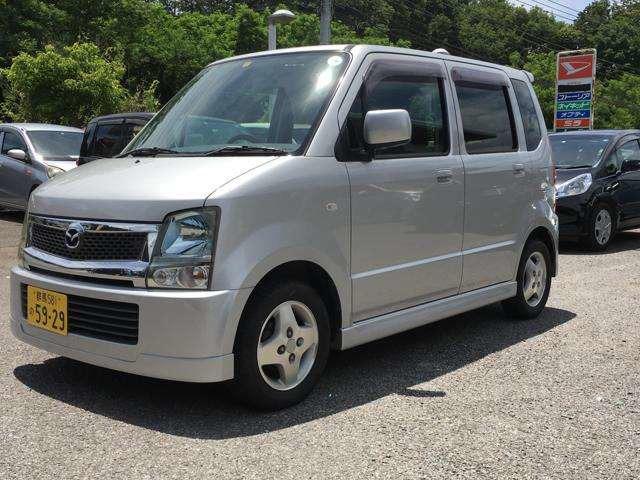 「マツダ」「AZ-ワゴン」「軽自動車」「栃木県」の中古車3