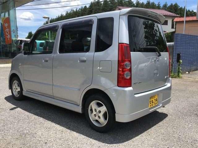 「マツダ」「AZ-ワゴン」「軽自動車」「栃木県」の中古車5