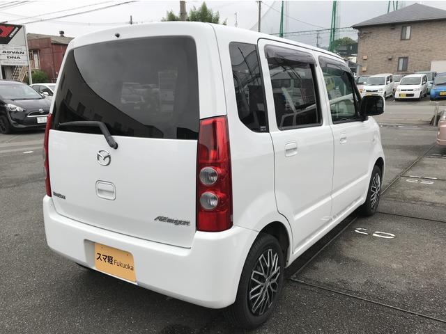 「マツダ」「AZ-ワゴン」「軽自動車」「福岡県」の中古車2