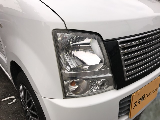 「マツダ」「AZ-ワゴン」「軽自動車」「福岡県」の中古車5