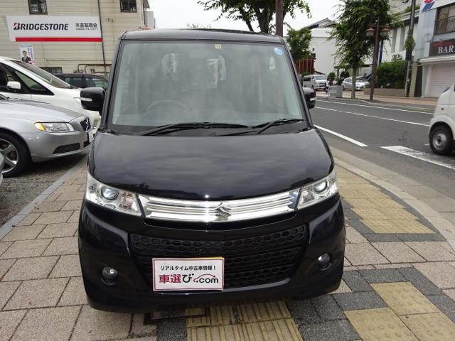「スズキ」「パレット」「軽自動車」「佐賀県」の中古車