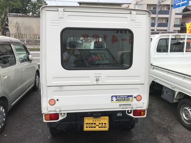 「スバル」「サンバー」「軽自動車」「愛知県」の中古車6