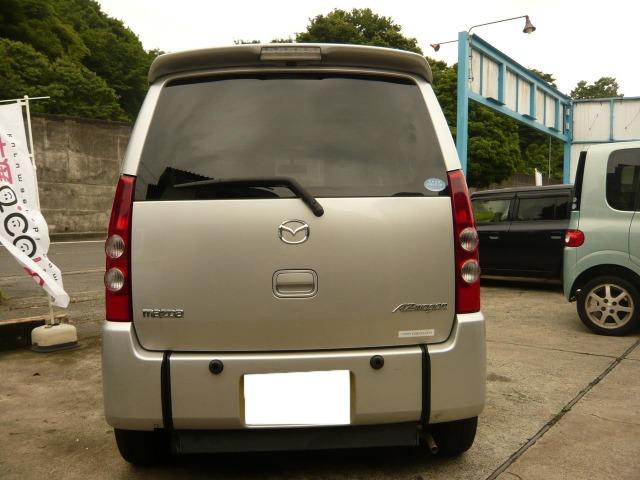 「マツダ」「AZ-ワゴン」「軽自動車」「神奈川県」の中古車8
