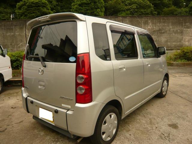 「マツダ」「AZ-ワゴン」「軽自動車」「神奈川県」の中古車2