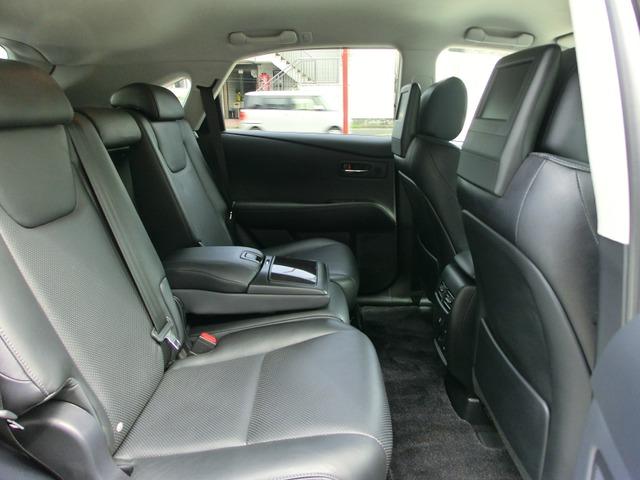「レクサス」「RX450h」「SUV・クロカン」「三重県」の中古車8