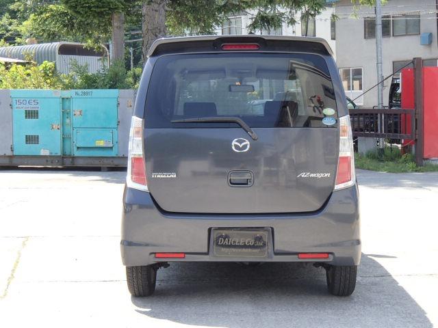 「マツダ」「AZ-ワゴン」「軽自動車」「北海道」の中古車5