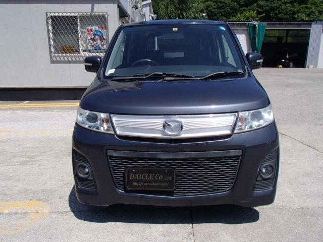 「マツダ」「AZ-ワゴン」「軽自動車」「北海道」の中古車4
