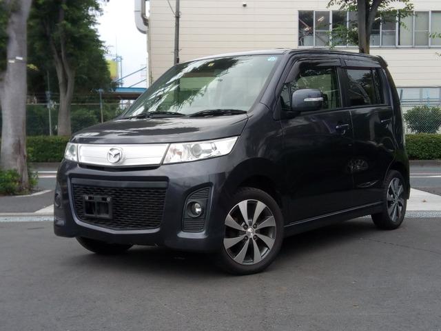 「マツダ」「AZ-ワゴン」「軽自動車」「東京都」の中古車