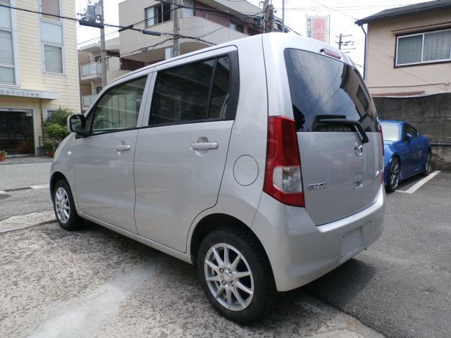 「マツダ」「AZ-ワゴン」「軽自動車」「兵庫県」の中古車2