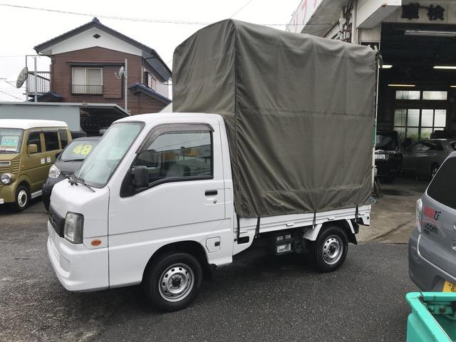 「スバル」「サンバートラック」「トラック」「東京都」の中古車3