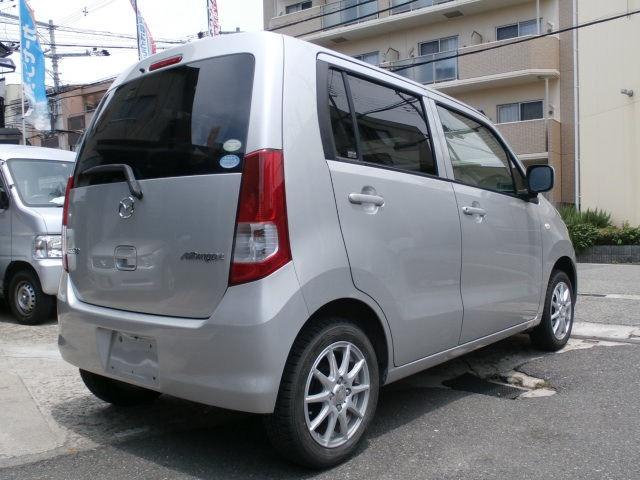 「マツダ」「AZ-ワゴン」「軽自動車」「兵庫県」の中古車6