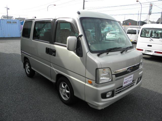 「スバル」「サンバーディアス」「軽自動車」「神奈川県」の中古車8