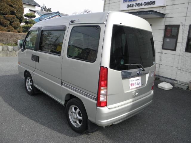 「スバル」「サンバーディアス」「軽自動車」「神奈川県」の中古車2