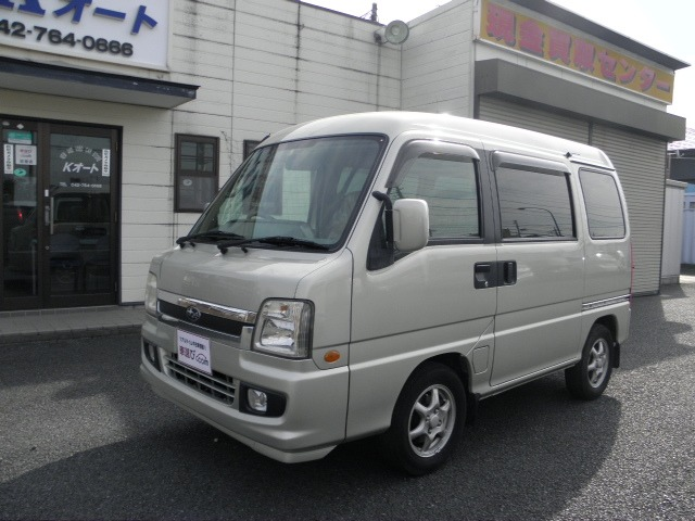 「スバル」「サンバーディアス」「軽自動車」「神奈川県」の中古車