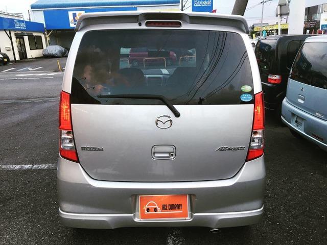 「マツダ」「AZ-ワゴン」「軽自動車」「愛知県」の中古車5