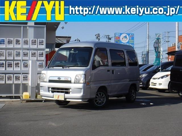 「スバル」「サンバー」「軽自動車」「新潟県」の中古車
