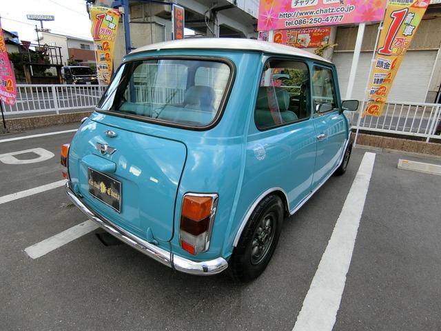 「ローバー」「ミニ」「コンパクトカー」「岡山県」の中古車7