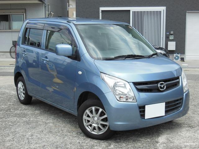 「マツダ」「AZ-ワゴン」「軽自動車」「大阪府」の中古車