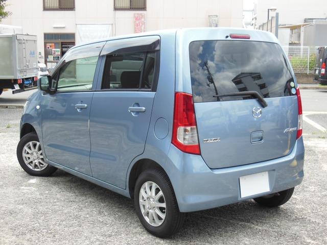 「マツダ」「AZ-ワゴン」「軽自動車」「大阪府」の中古車2