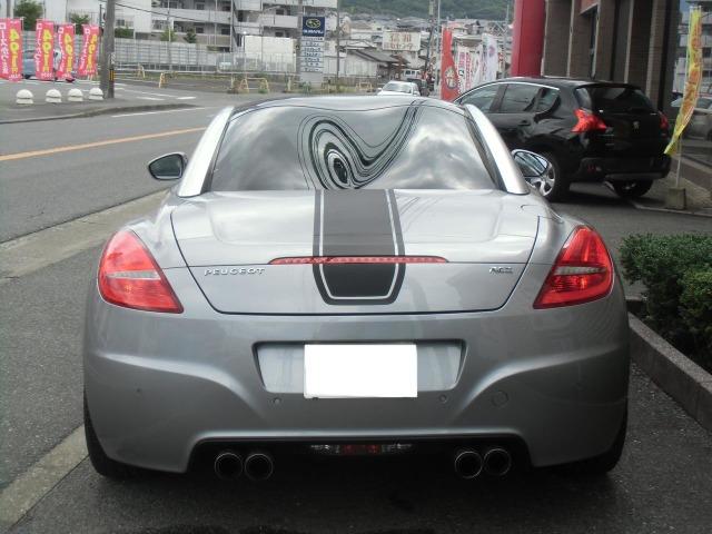 「プジョー」「RCZ」「クーペ」「福岡県」の中古車4