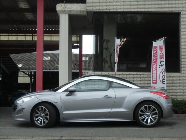 「プジョー」「RCZ」「クーペ」「福岡県」の中古車5