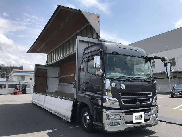 「その他」「スーパーグレート」「トラック」「京都府」の中古車8