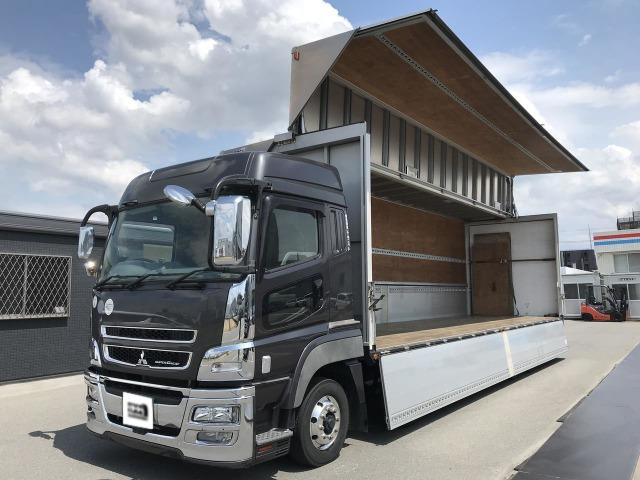 「その他」「スーパーグレート」「トラック」「京都府」の中古車10