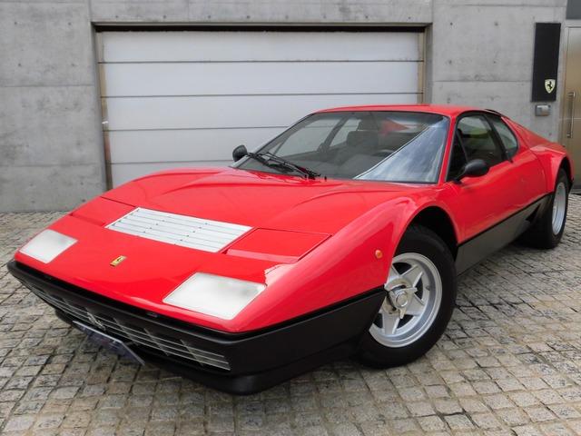 512BB(フェラーリ) 元EU本国コレクターカータイベル交換渡し 中古車画像