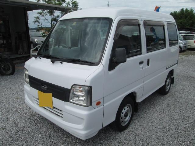 「スバル」「サンバー」「軽自動車」「宮崎県」の中古車