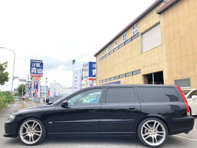「ボルボ」「V70」「ステーションワゴン」「京都府」の中古車10