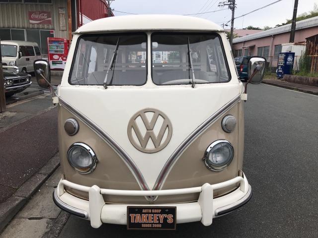 「フォルクスワーゲン」「タイプII」「ミニバン・ワンボックス」「静岡県」の中古車2