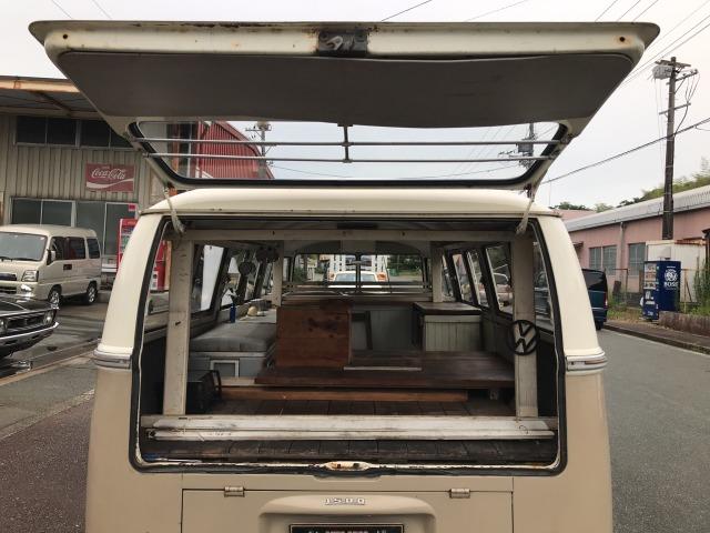 「フォルクスワーゲン」「タイプII」「ミニバン・ワンボックス」「静岡県」の中古車9