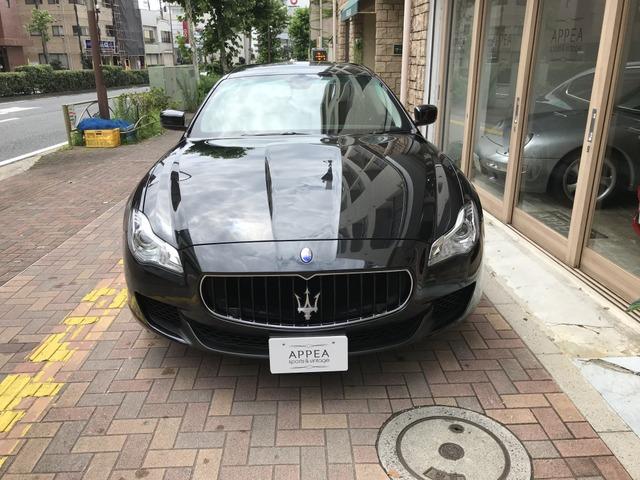 「マセラティ」「クアトロポルテ」「セダン」「東京都」の中古車4