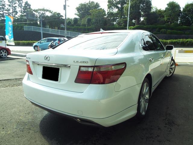 「レクサス」「LS460」「セダン」「神奈川県」の中古車3