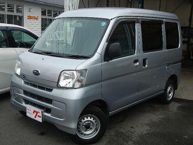 「スバル」「サンバー」「軽自動車」「熊本県」の中古車5