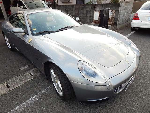 「フェラーリ」「612スカリエッティ」「クーペ」「熊本県」の中古車2