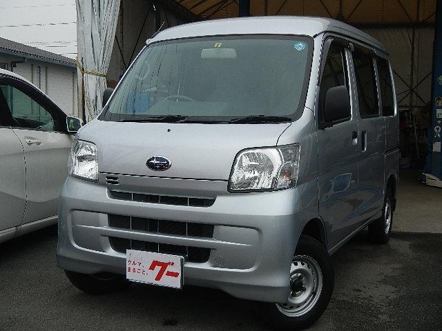 「スバル」「サンバー」「軽自動車」「熊本県」の中古車