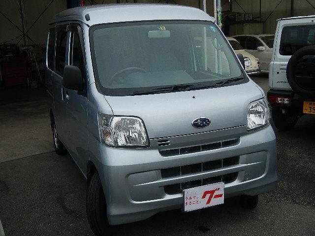 「スバル」「サンバー」「軽自動車」「熊本県」の中古車4