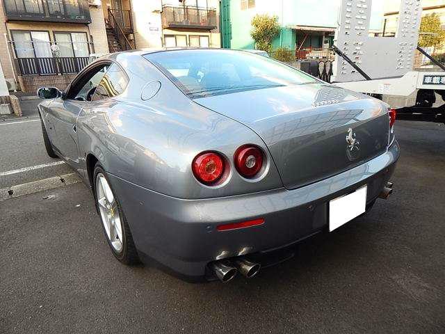 「フェラーリ」「612スカリエッティ」「クーペ」「熊本県」の中古車7