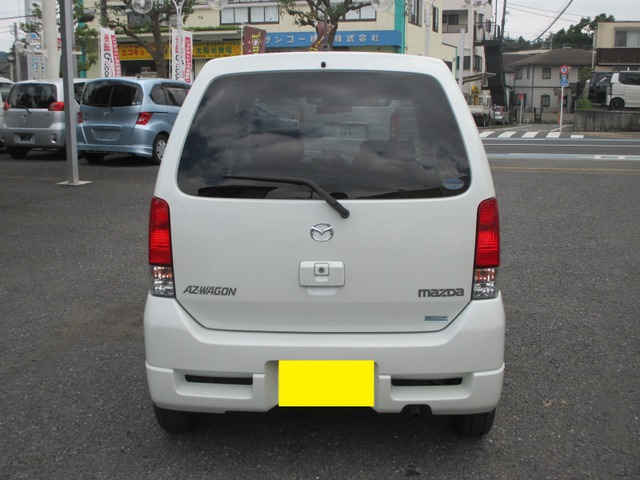 「マツダ」「AZ-ワゴン」「軽自動車」「東京都」の中古車5