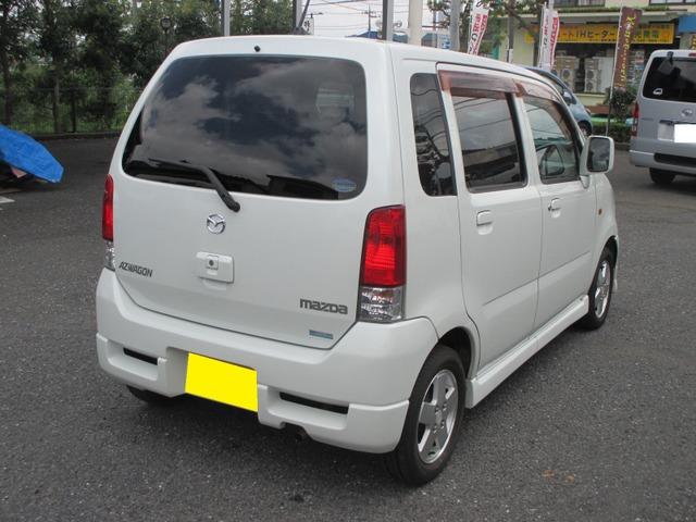 「マツダ」「AZ-ワゴン」「軽自動車」「東京都」の中古車4