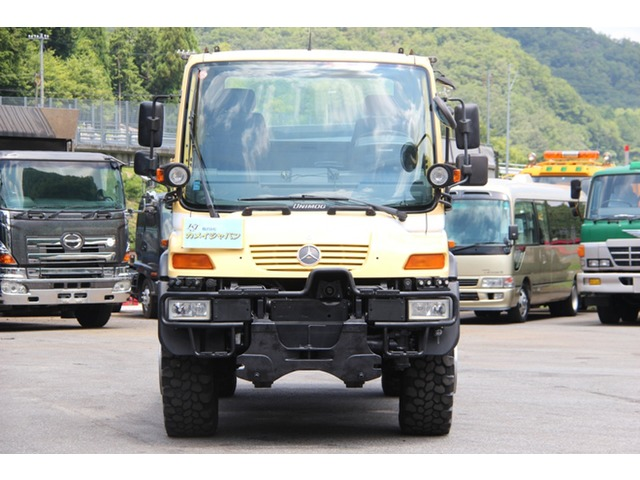 「メルセデスベンツ」「ウニモグ」「トラック」「岡山県」の中古車8