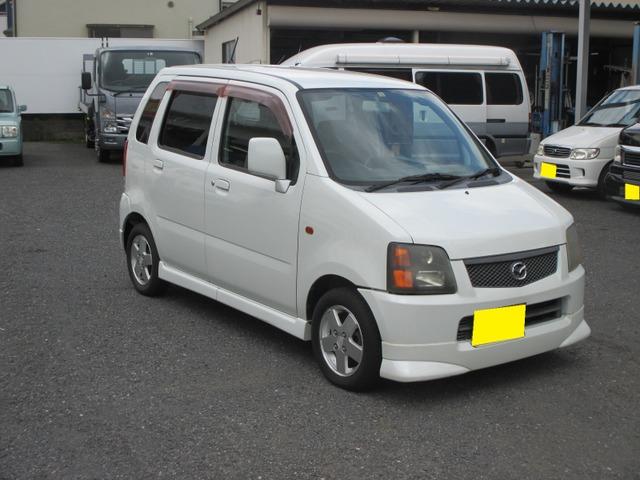 「マツダ」「AZ-ワゴン」「軽自動車」「東京都」の中古車3