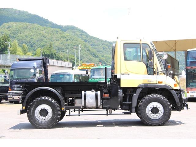 「メルセデスベンツ」「ウニモグ」「トラック」「岡山県」の中古車6