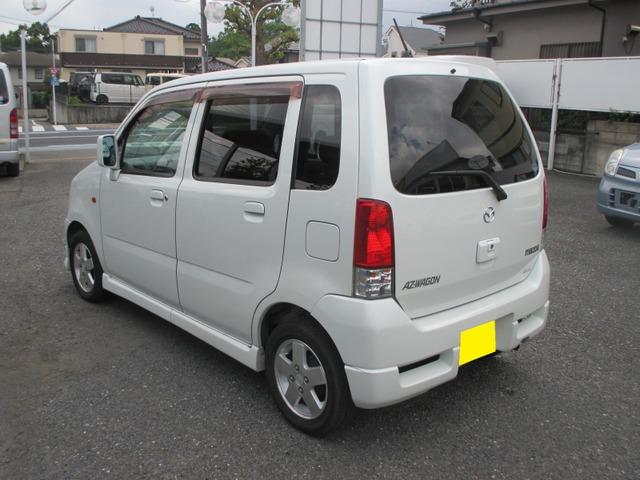「マツダ」「AZ-ワゴン」「軽自動車」「東京都」の中古車7