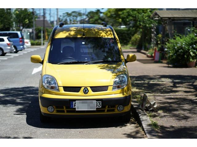 「ルノー」「カングー」「コンパクトカー」「神奈川県」の中古車3