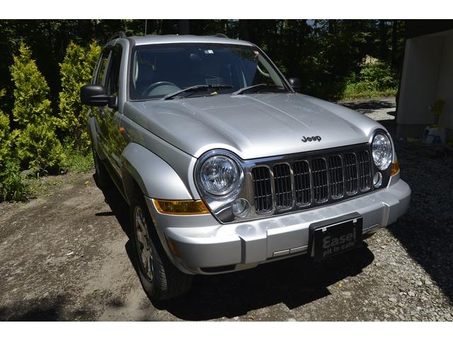 「ジープ」「チェロキー」「SUV・クロカン」「長野県」の中古車7
