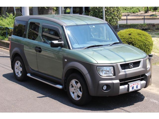 「ホンダ」「エレメント」「SUV・クロカン」「愛知県」の中古車